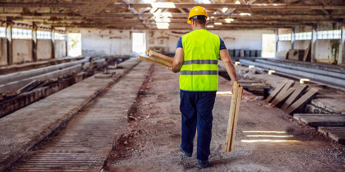 what is blue collar worker